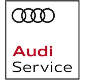 Logo audi service
