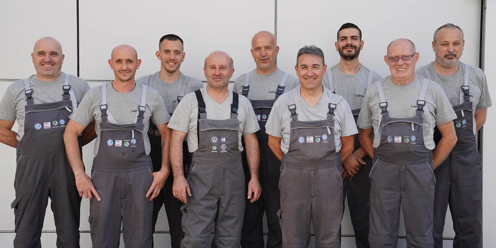 Team Tecnici Lainauto